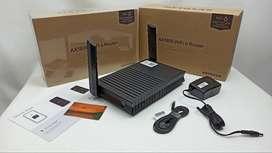 Enrutador Wifi 6 Netgear AX1800 Rax15 Wi-Fi 6 de 4 canales Router para iphone 11 y 12