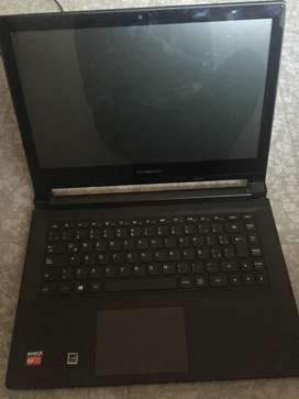 VENDO NOTEBOOK AÑO 2014 IMPECABLE