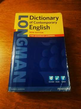 Logman Dictionary Contemporary English 6/ed