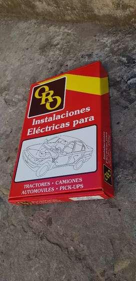 Instalacion electrica nueva pickup chevrolet c10 apache brava
