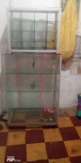 Vendo dos vitrinas baratas