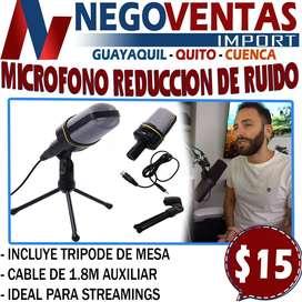MICROFONO REDUCCION DE SONIDO