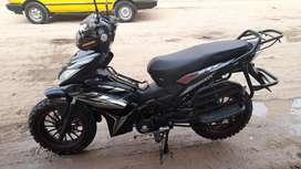 Vendo moto lineal marca wanxin
