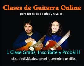 Cursos Acelerados de Guitarra