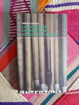 Libro Las aventuras del profesor Eusebio Filigranati - Alberto Laiseca