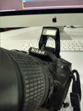 Camara Nikon D 90