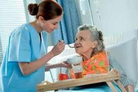 Busco empleo como auxiliar de enfermeria con pacientes en casa y tambien como niñera soy enfermera