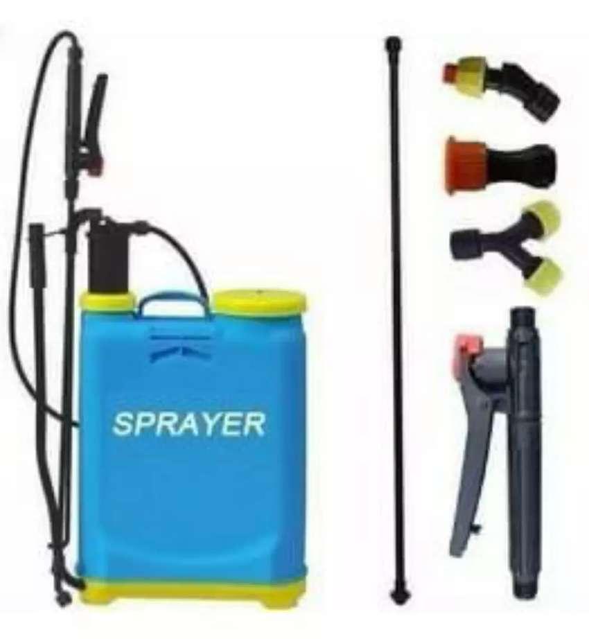 Fumigadora de espalda de 16 litros 0