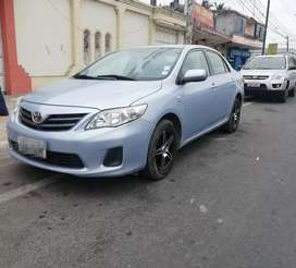 Toyota corolla 1.6 vvti 2012
