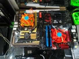 Board Procesador Intel I5 I3 4generacion