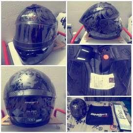 Casco para moto SHAFT PRO series Original