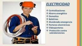 ELECTRICISTA CABLEADOS  Y RE CLABLEADOS CORTOCIRCUITOS