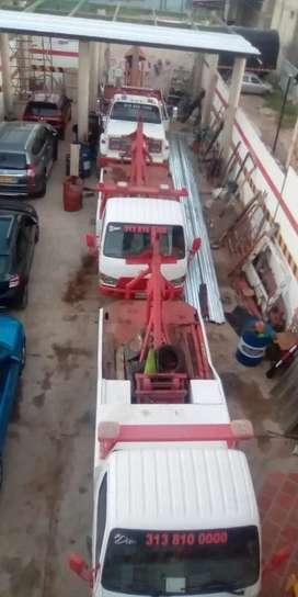 Servicio de grúas en Cúcuta y norte de Santander