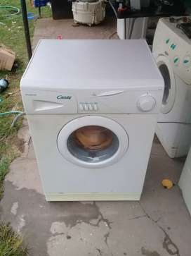 Lavarropas automatico candy