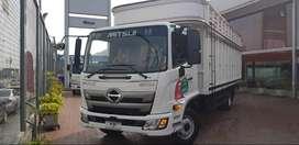 Camión FD con Baranda de Madera