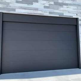 Diseño fabricacion e instalación de portónes eléctricos.