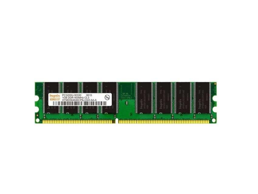 Memoria Ram Ddr1 Pc-3200 1gb 400mhz 0