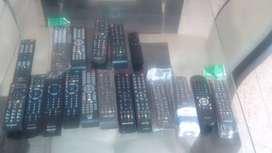 LCD variados controles