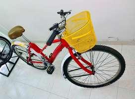 Bicicleta mujer rueda 26
