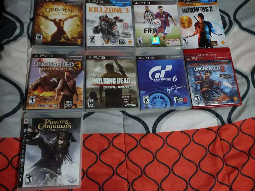 Juegos PS3 0