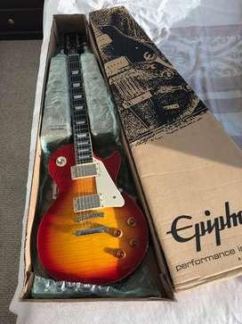 Guitarra Epiphone Les Paul Standard Pro