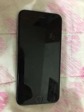 Se vende iphone 6 en perfecto estado con su cargador libre de iclud