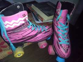 Liquido patines soy Luna