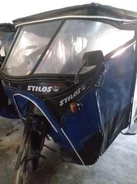 Motokar Mototaxi stilos 200
