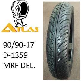 Llanta para Moto 90/90-17 ATLAS Selomatica NUEVA