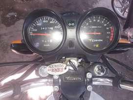 Vendo moto vehículo