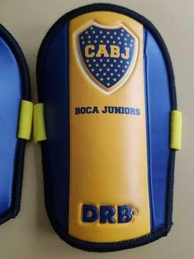 Canilleras Drb Oficial Boca Talle 4