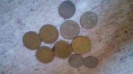 Monedas antiguas de la argentina