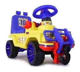 Carro Montable Jeep- 4 Rueda Env Inmediato