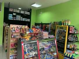 Venta de mini market tienda