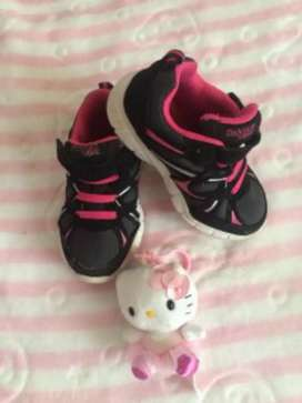 Zapatos niña 22