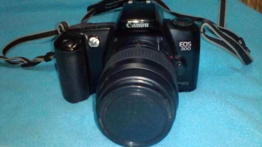 Camara Canon Eos 500 Analoga 0