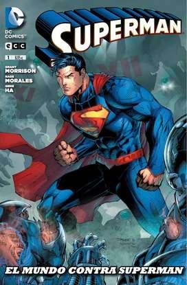 Superman Nuevos 52 Tomo Recopilatorio
