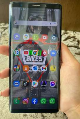 Vendo o cambio Samsung Galaxy Note 9