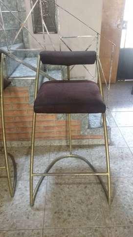 Sillones de barra silla alta