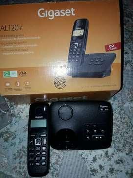 TELÉFONO INHALAMBRICO GIGASET