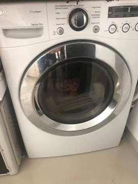 secadora LG 207 litros casi nueva! ofertazo