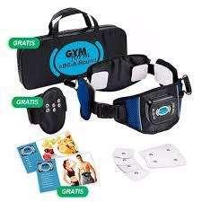 Gym 360 Absaround 6 Parches, CINTURON bolso,manuales. somos, RISUTIMPORT