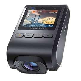 Camara Para Carro Dash Cam Full Hd 1080p - de 170 Grados Y Lente Giratorio