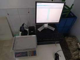 Sistema pos punto de vebta facturación para carnicería