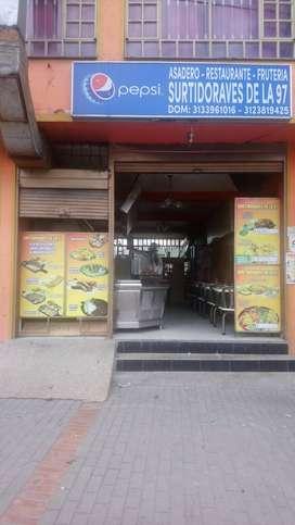 Asadero - restaurante.