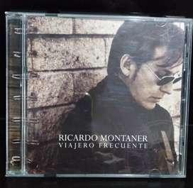 CD RICARDO MONTANER VIAJERO FRECUENTE ORIGINAL