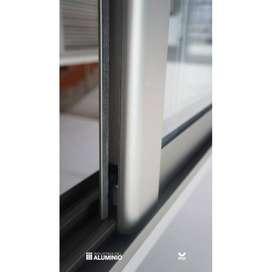 abertura de aluminio linea A 30 NEW con dvh