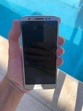 Motorola g6 como nuevo