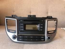 Radio NUEVO original Tucson i35 modelo 2016