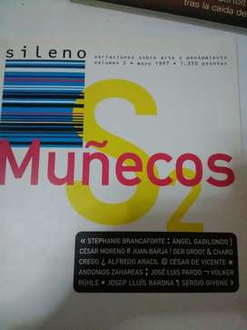 Revista Sileno. Variaciones sobre arte y pensamiento Madrid